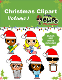 Christmas Clipart Volume 1