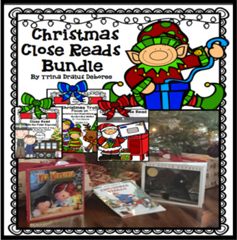 Christmas Close Read Bundle
