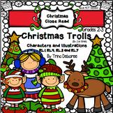 Christmas Close Read with Christmas Trolls by Jan Brett