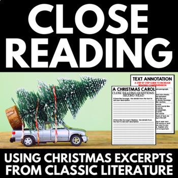 Close Reading: Christmas Classics