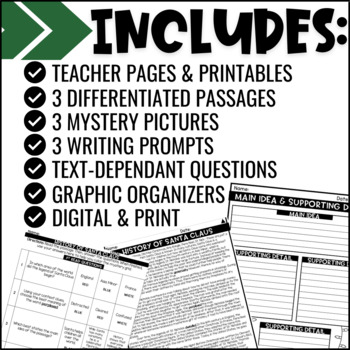 Christmas Reading | Christmas Activities | Christmas Around the World