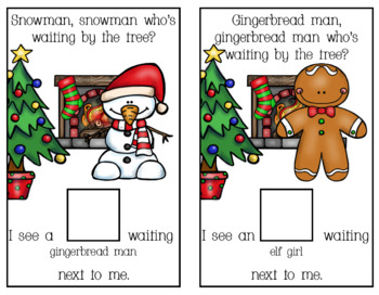 Christmas Clues Adapted Book Bundle