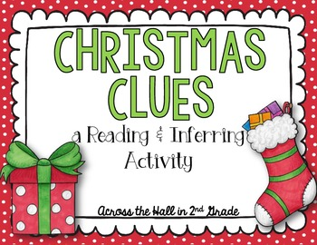 Inferring Activity {Christmas-Themed}