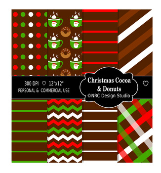 Christmas Cocoa Paper Pack