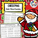 Christmas Code Word Cracker