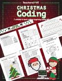 Christmas Coding: 5 Screen-Free Activities to Teach Beginn