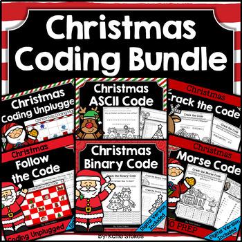 Christmas Coding BUNDLE