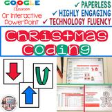 Christmas Coding Digital Interactive Activities (Hour of Code)