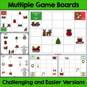 Christmas Coding Unplugged - Great for Hour of Code™
