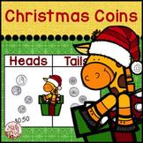 "Christmas Coins ""Money Game"""