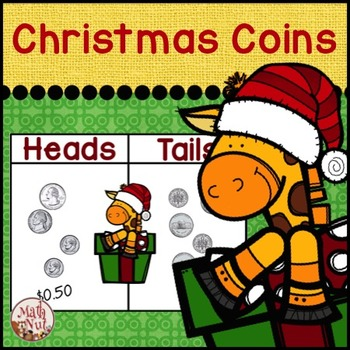"Christmas Coins ""Money Game"""