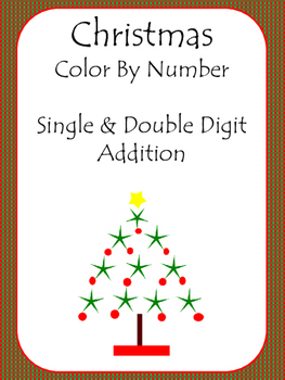 Christmas Color-By-Number