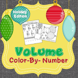 Christmas Color By Number (Volume)