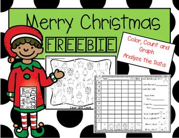 Christmas Color and Graph - Analyze Data