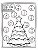 Christmas Color by Number Add, Subtract Christmas Math Second Christmas Math 2nd