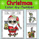 Christmas Activities Coloring Pages: Santa, Snowman, Elf, Dinosaur, Cat & Dog