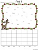 Christmas Color by Sight Word & Write Set 1 (PP) Lucy Calkins and Dolch Words