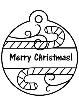 Christmas Coloring | Christmas Coloring Pages | Christmas Coloring Book