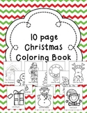 Christmas Coloring Book & Coloring Pages