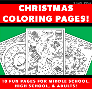 Christmas Coloring Book Vol 4 Winter Coloring Pages Christmas Coloring Pages