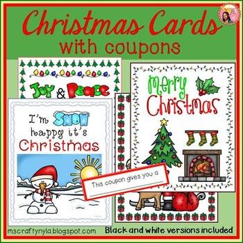 Christmas Cards For Teachers.Christmas Cards