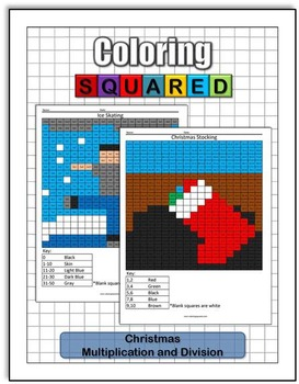 Coloring Squared Teaching Resources | Teachers Pay Teachers