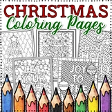 Christmas Coloring Pages | 10 Fun, Creative Designs