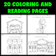 December Activities (Christmas Coloring Pages)