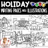 Christmas and Holiday Coloring Pages