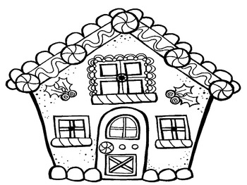 Christmas Coloring Pages {Festive Fun!}