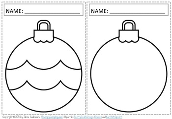 Christmas Coloring Pages and Punch Cards {Freebie}