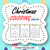 Christmas - Coloring sheets