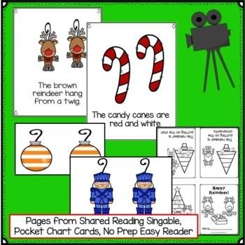 Christmas Color Song! A Colorful Christmas Tree - Singable & More!