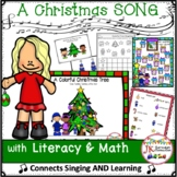 Christmas Color Song! A Colorful Christmas Tree - Singable