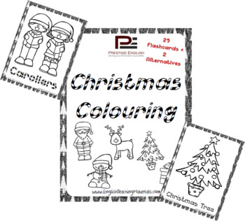 Christmas Colouring | Fun Classroom Worksheets
