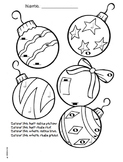Christmas Colouring Page - Musical Symbols