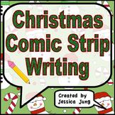 Christmas Comic Strip Writing
