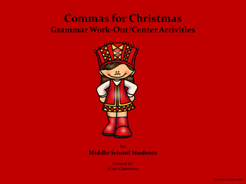 Christmas Grammar: Commas