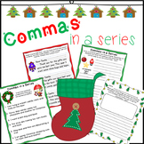 Christmas Commas in a Series