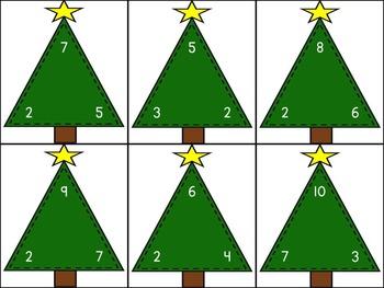 Christmas Common Core Math Centers
