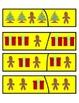 Christmas Common Core Math Centers for Kindergarten!