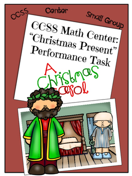 Christmas Math Center: