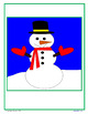 Christmas Color by Number (kindergarten) Color by Number, Shapes and Addition