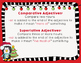 Christmas Comparative and Superlative Adjectives Center- Task Cards- Scoot Game