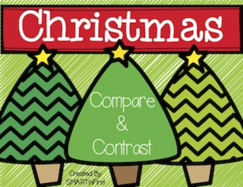Christmas Compare and Contrast Activity