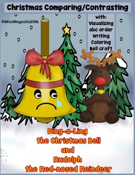 Christmas Comparing/Contrasting With Ding-a-Ling the Christmas Bell