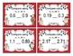 Christmas Comparing Decimals Task Cards
