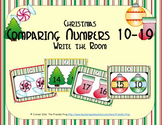 Christmas Comparing Numbers 10-19