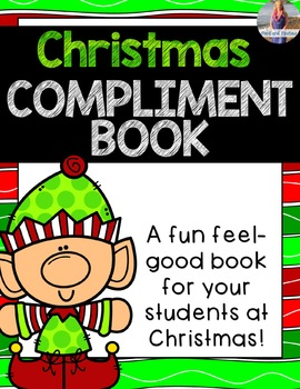 Christmas Compliment Worksheets Teaching Resources Tpt