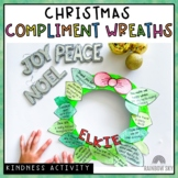 Christmas Compliment Activity   Christmas Kindness